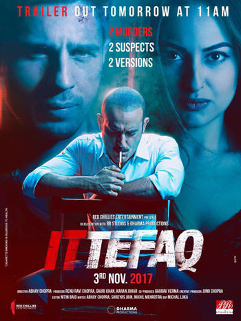 Ittefaq 2017 Hindi