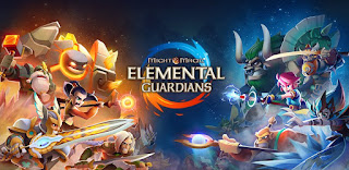 M&M Elemental Guardians Apk v0.99 Mod Unlimited Money Terbaru