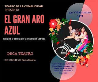 Poster El Gran Aro Azul