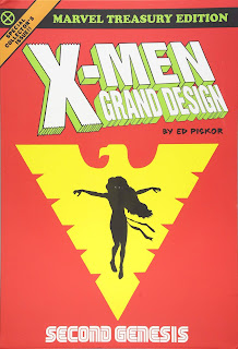 Ed Piskor's X-Men Grand Design - Second Genesis