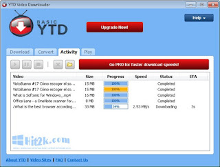 YTD Video Downloader 5.7 Pro For YTD Video Converter