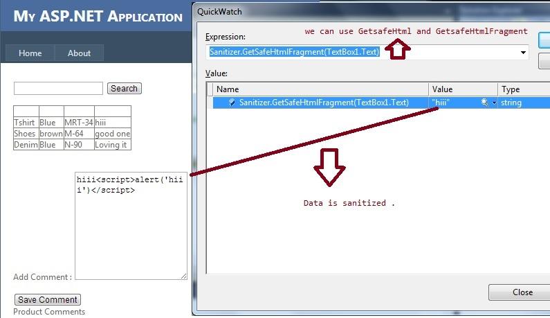 Hack Proof Your Asp Net Application Part 2 (Cross Site