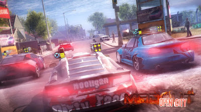MadOut Open City Apk + Data Mod Money V8 Latest Version For Android