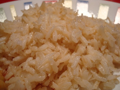 Lebanese Rice With Sharia (Vermicelli)