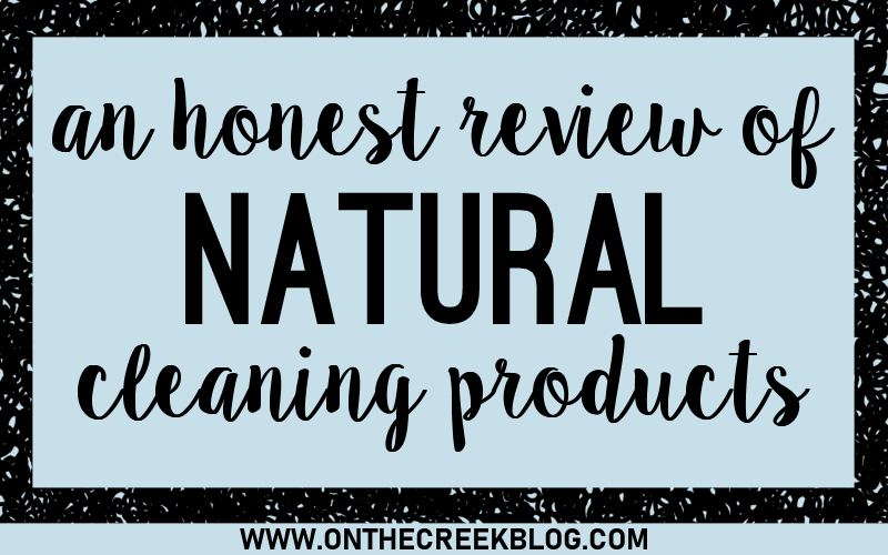 An honest review of all natural, plant based cleaning products! Do they really work as well as the more toxic alternatives? Products tested with the Method brand cleaners!