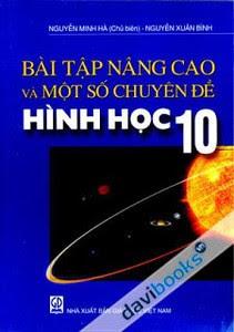 Bài Tập Nâng Cao Và Một Số Chuyên Đề Hình Học 10 - Nguyễn Minh Hà