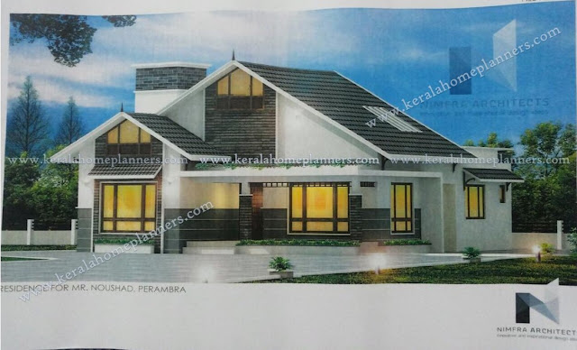 kerala house plans with photos, kerala house design photo gallery