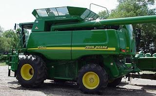 catalogo de colheitadeira John Deere