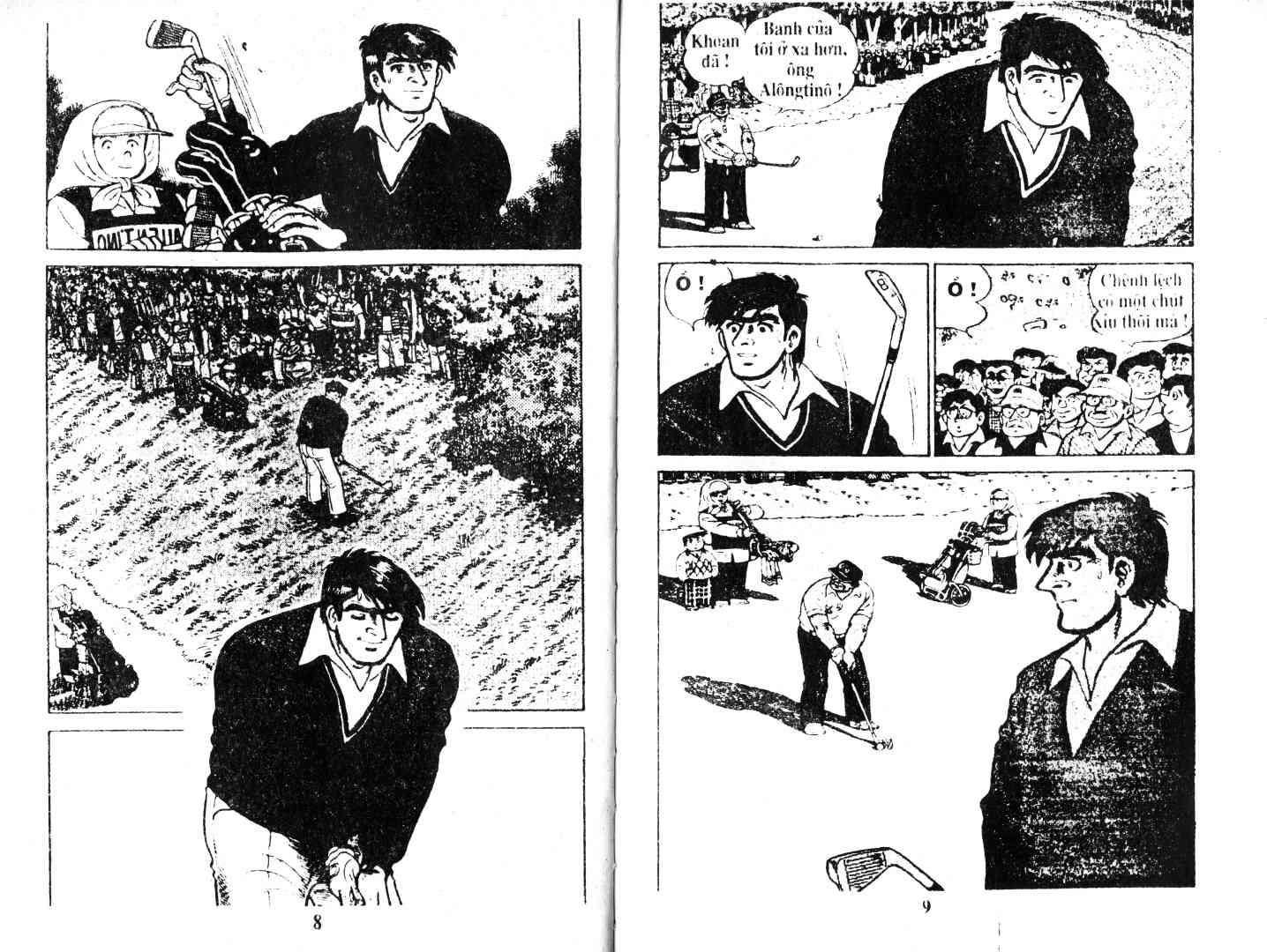 Ashita Tenki ni Naare chapter 46 trang 4