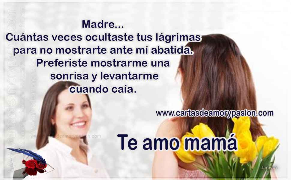 Cartas para mamá, Carta para una madre soltera