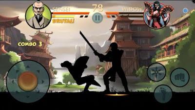 لعبة Shadow Fight 2 مهكرة جاهزة للاندرويد, لعبة Shadow Fight 2 مهكرة بروابط مباشرة