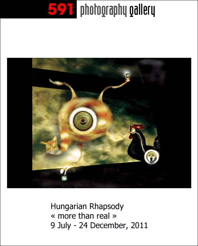 "Hungarian Rhapsody -""More than real"""