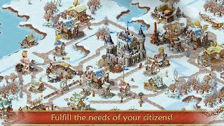Townsmen Premium Apk v1.10.3 Games Bangun Kota Terbaik