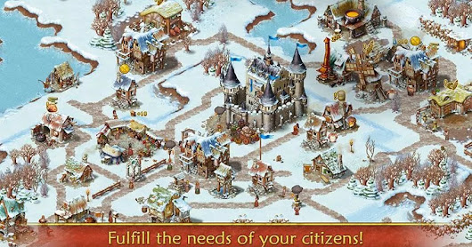 Townsmen Premium Apk v1.7.2 Mod Money,Infinite Crowns/Prestige,Unlimited Speed up Full Version | Wapstore.xyz