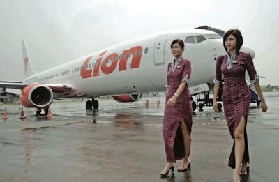 Persyaratan & Cara Melamar Kerja Pramugari di Lion Mentari Airlines (Lion Air)
