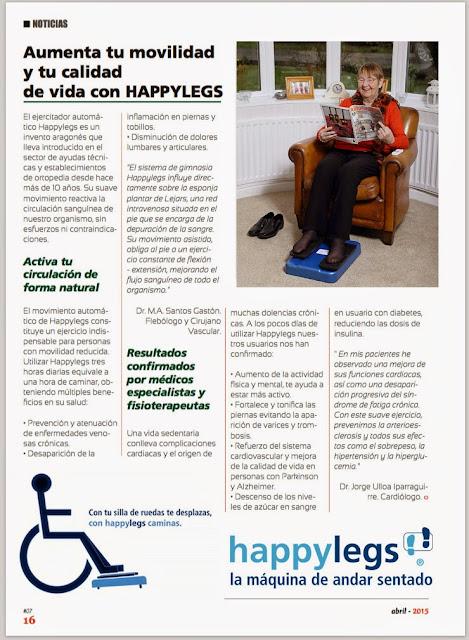 Happylegs en artículos de Ortopedia