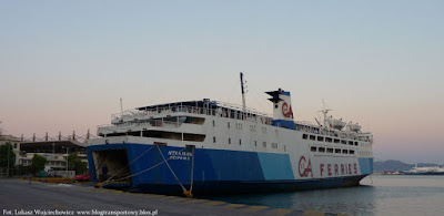 Prom M/F Daliana GA Ferries