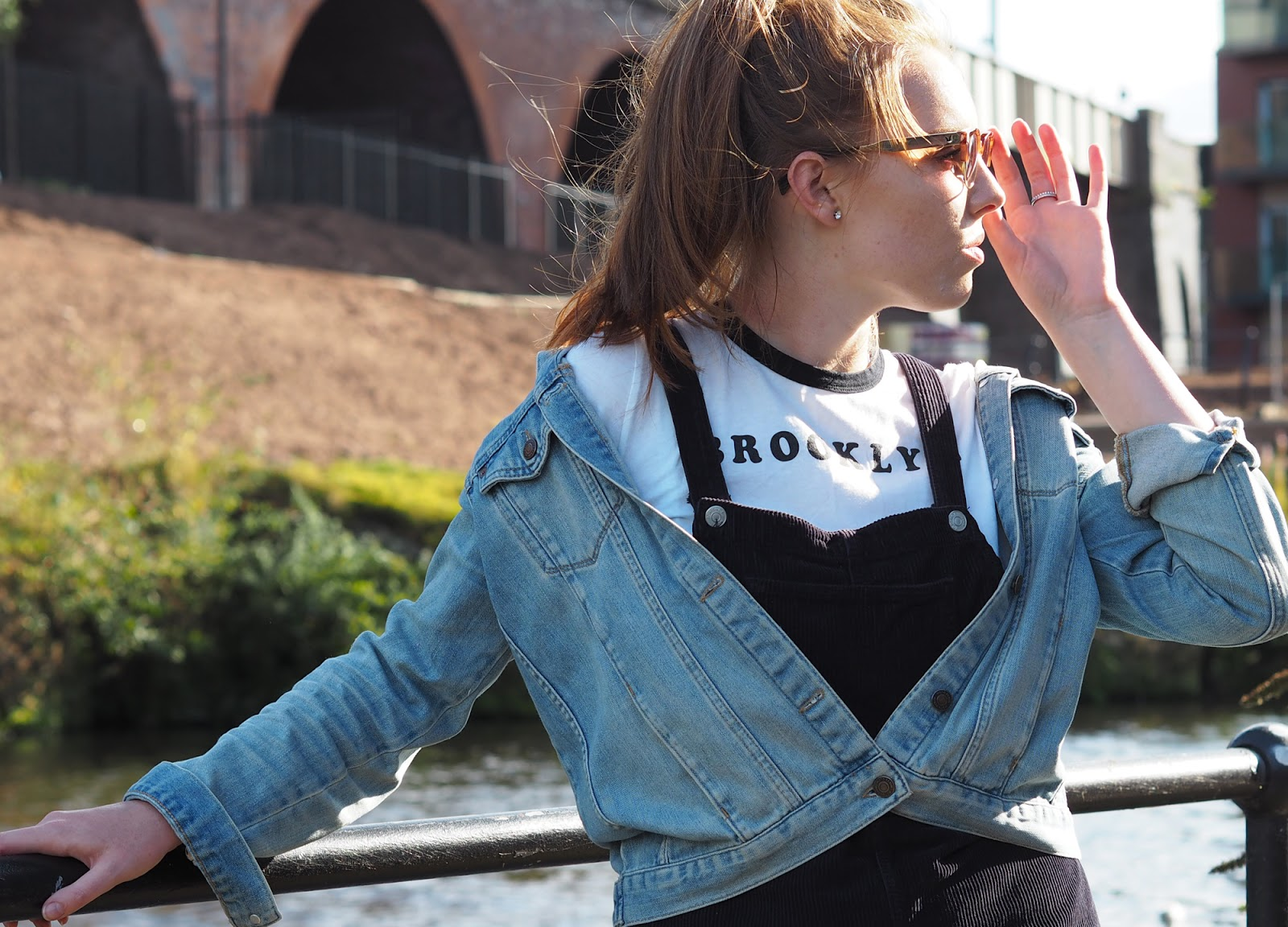 denim jacket topshop Made In The 1990s