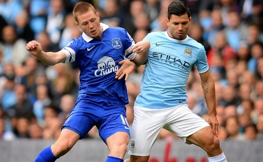 Tottenham set to sign Everton midfielder James McCarthy