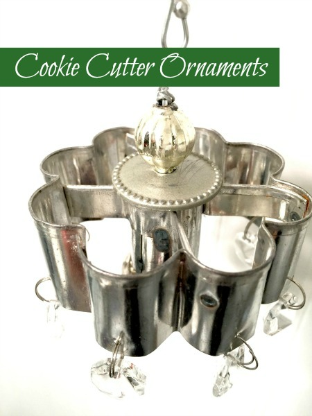 Cookie Cutter Ornaments www.homeroad.net