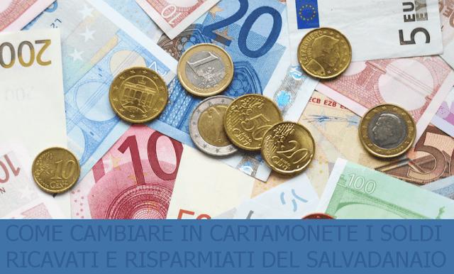 cambio-monete-in-cartamonete-soldi-salvadanaio