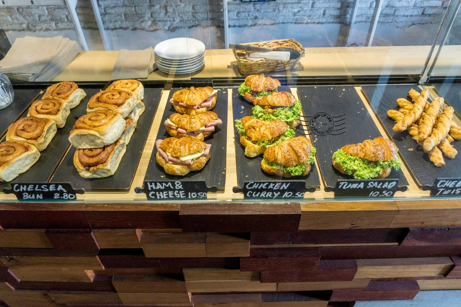 Chulia Street Food Trail: Rainforest Bakery