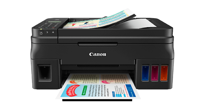 Canon PIXMA G2500 Driver Download [Review] and Wireless Setup for Mac OS - Windows and Linux