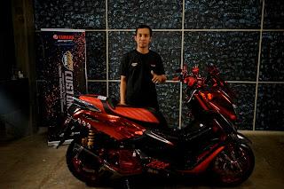 Ini Dia Pemenang Yamaha CustoMAXI Makassar