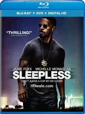 Sleepless Movie Download English (2017) 1080p BluRay