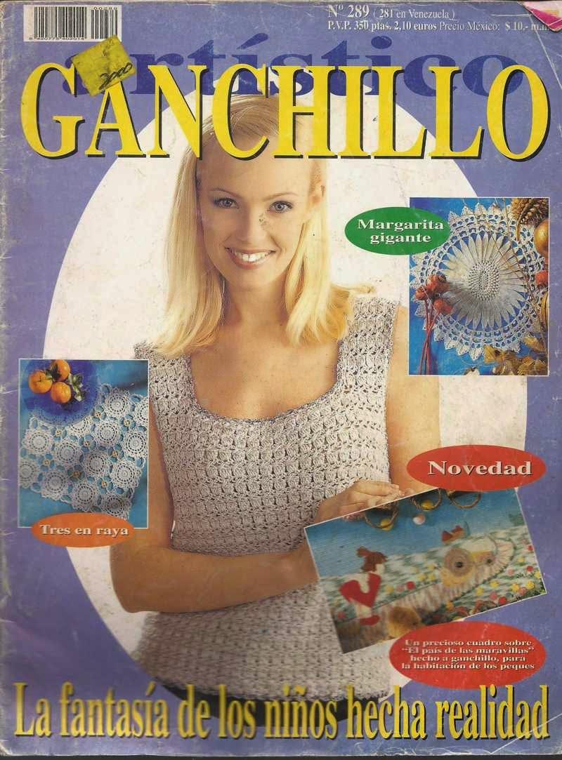 R14 Ganchillo Artistico - La fantasía de los niños hecha realidad