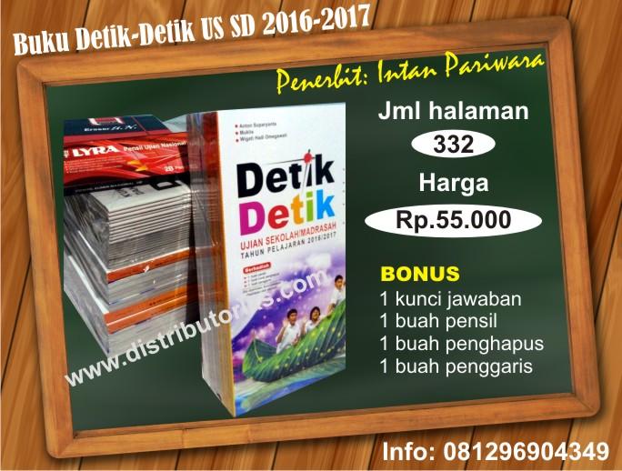 Jual Buku Detik Detik Un Sd Smp Sma Distributor Lks
