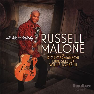 RUSSELL MALONE:  ALL ABOUT MELODY
