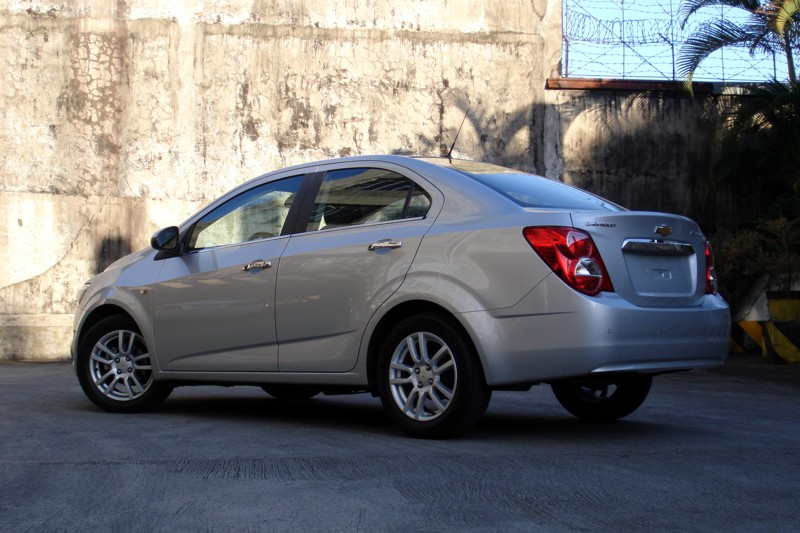 review 2012 chevrolet sonic ltz sedan philippine car news car reviews and prices carguide ph. Black Bedroom Furniture Sets. Home Design Ideas