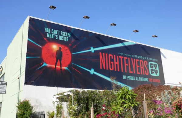 Nightflyers TV series billboard