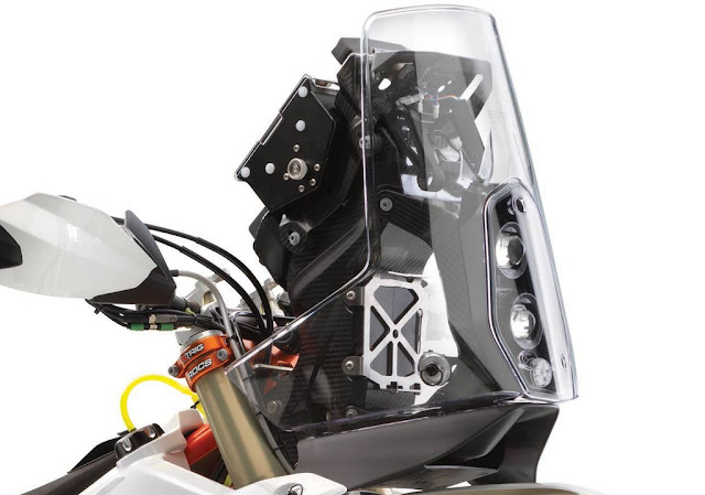 2019 KTM 450 Rally Replica
