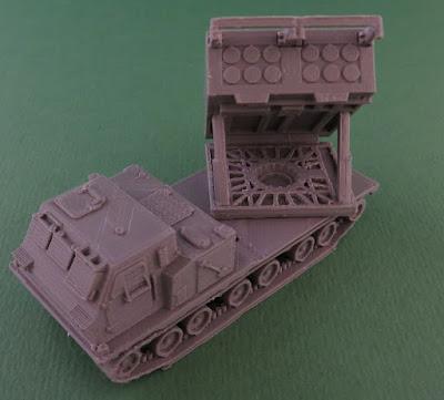 NATO M270 MLRS picture 1