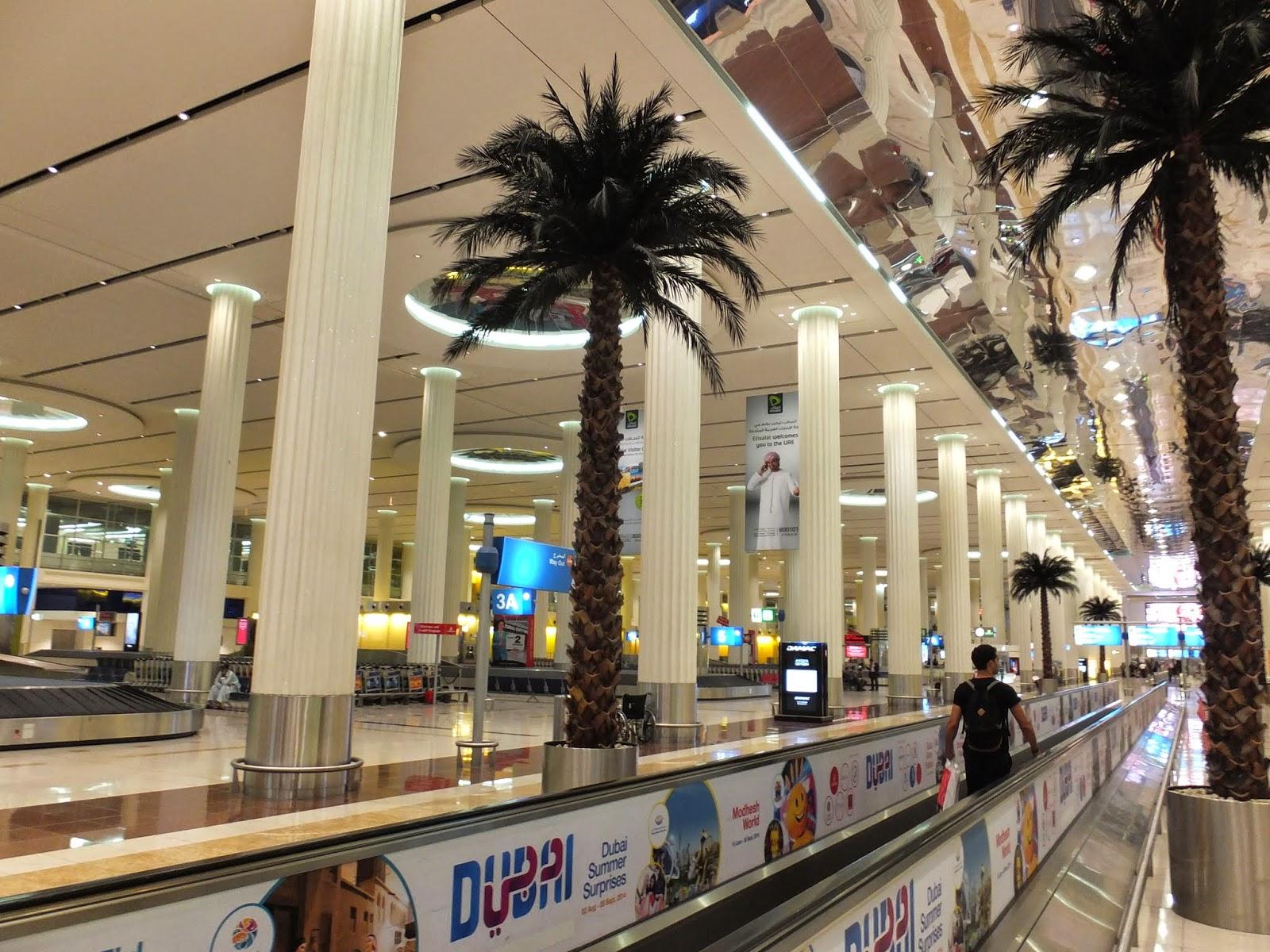 dubai-airport ドバイ国際空港