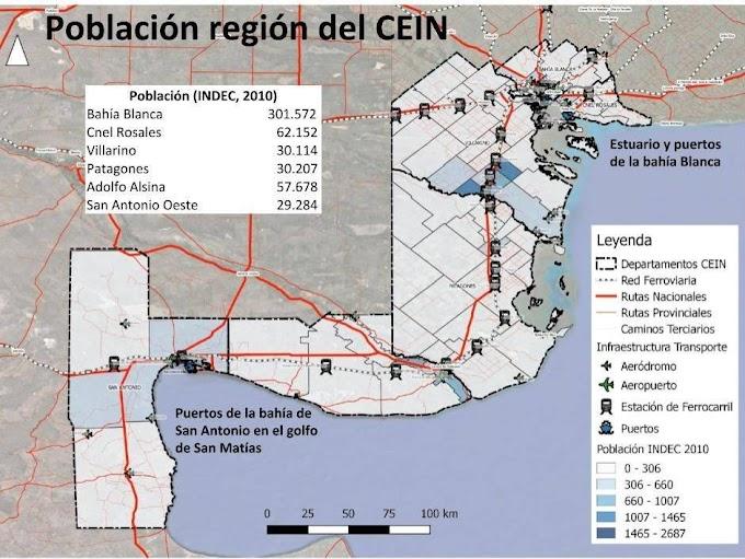Buscan recuperar el corredor ferroviario entre los puertos de Bahía Blanca y San Antonio Oeste