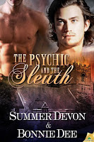 Review: The Psychic and the Sleuth by Summer Devon and Bonnie Dee