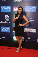 Actress Shraddha Srinath Stills in Black Short Dress at SIIMA Short Film Awards 2017 .COM 0012.JPG