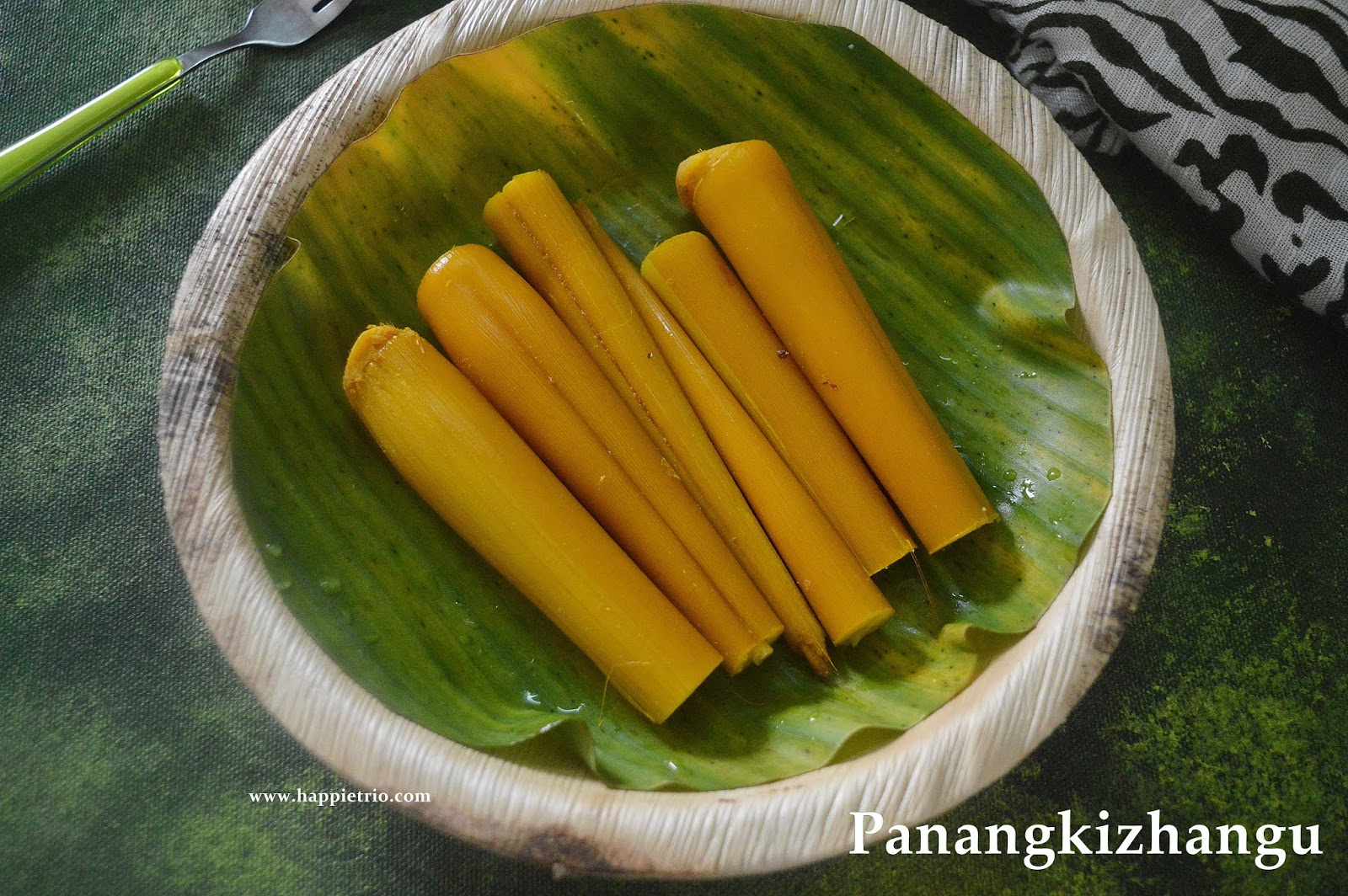 Panangkizhangu | How to cook Palm Sprouts