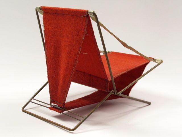 MONDOBLOGO: henry p. glass prototype chair