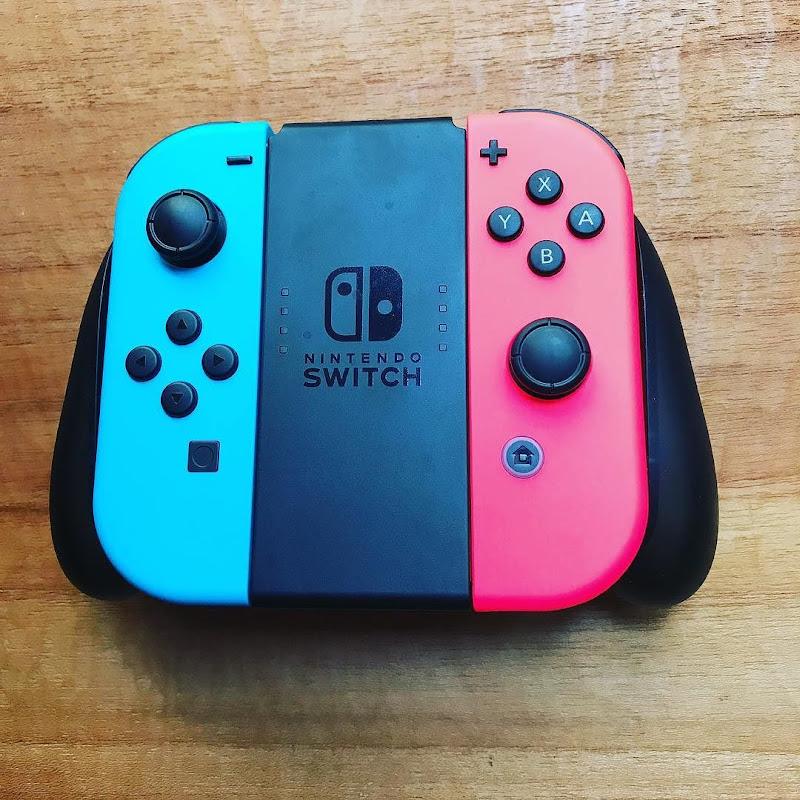 【Nintendo Switch】スイッチが届くワクワク感