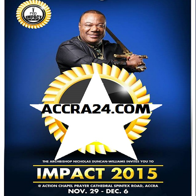 Archbishop Nicholas Duncan-Williams: IMPACT 2015