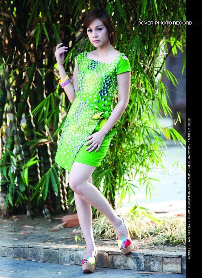 Myanmar Sexy Girls Collection Photos -6 - -7391