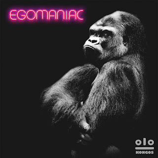 Kongos - Egomaniac (2016) - Album Download, Itunes Cover, Official Cover, Album CD Cover Art, Tracklist