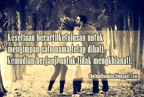 Gambar Foto DP BBM Cinta Sejati Romantis
