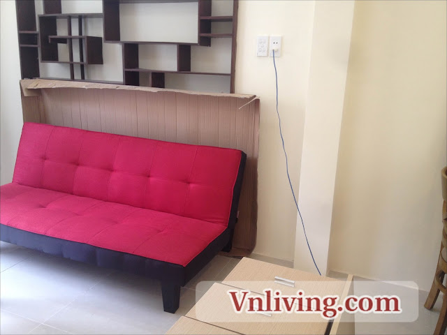 Service apartment 1 bedrooms for rent in Thao Dien District 2