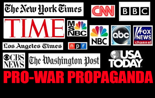Why do Americans buy into the mainstream propaganda so easily?