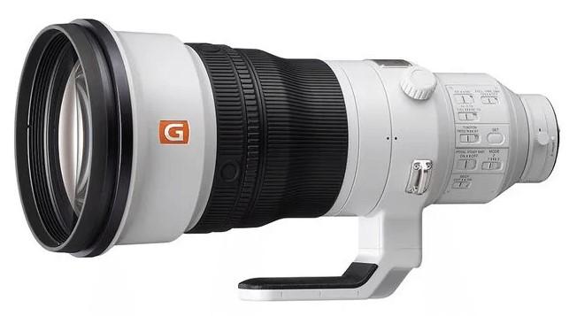 SONY 400mm Lens The World'd Lightest Super-Telephoto Lens